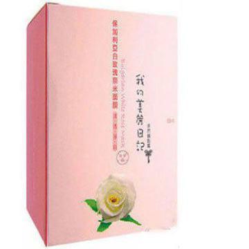 我的美丽日记保加利亚白玫瑰面膜(清透美白)
