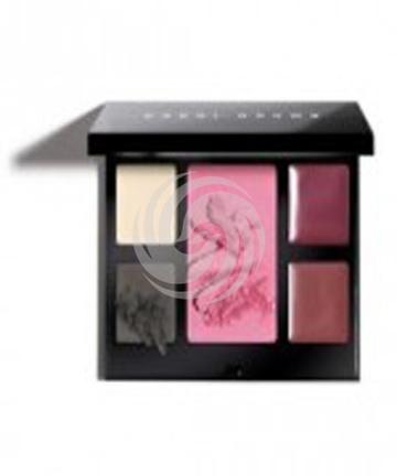 芭比·波朗限量版粉莓霓彩彩妆盘