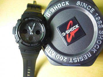 G-SHOCK AWG-M100B-1A
