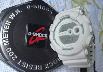 G-SHOCK GD-100WW-7