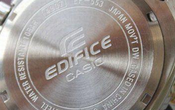EDIFICE EF-553D-1AV