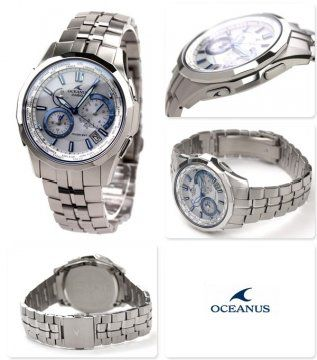 OCEANUS OCW-S1400PW-7A