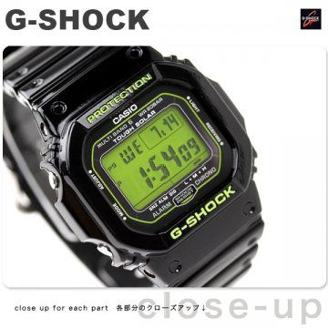 G-SHOCK GW-M5610B-1D