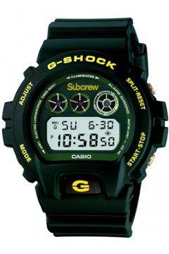 G-SHOCK DW-6900SCR-3D