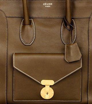咖啡色Luggage包