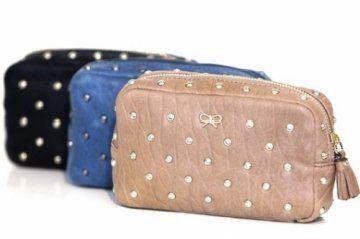 2011春夏新款三色镶钻皮革手拿包
