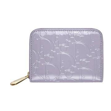 2011春夏ULTIMATE淡紫色漆皮零钱包