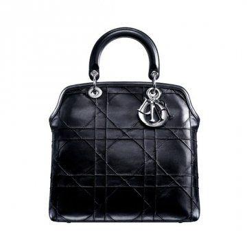 GRANVILLE黑色手提包
