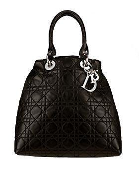Lady Dior中号手袋
