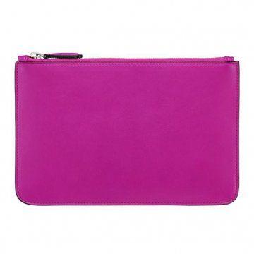 紫红色零钱包