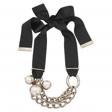 蝴蝶结项链