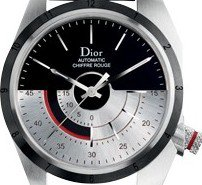 Chiffre Rouge CD084B10M001(黑色表带)