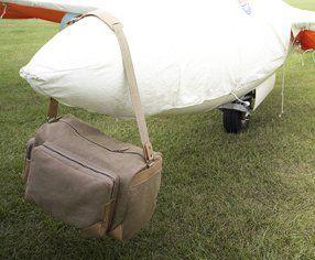帆布运动包