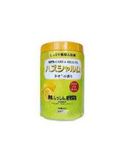 爱爽柠檬味药用入浴浴盐