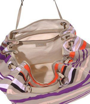 迷彩图案水饺型手提包