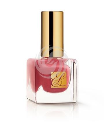 雅诗兰黛花漾指甲油 #Blushing Lilac
