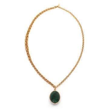绿宝石项链