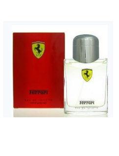 法拉利红色激情男士香水