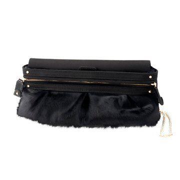 黑色手拿包