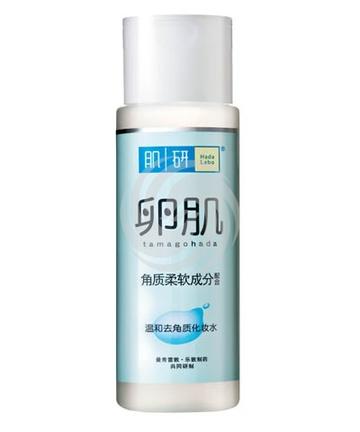 曼秀雷敦肌研卵肌温和去角质化妆水