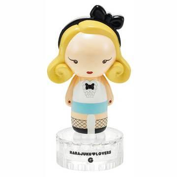 原宿情人女用香水-时尚娃娃
