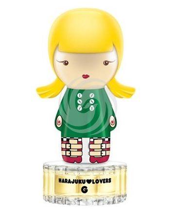 原宿情人女用香水—酷顽娃娃 系列