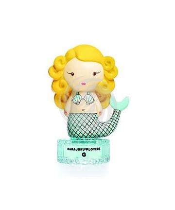 原宿情人人鱼娃娃限量版香水淡香氛