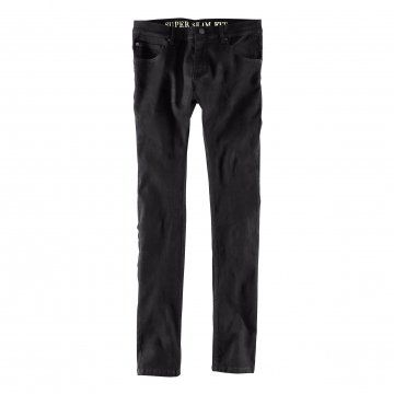 Divided Grey系列灰黑色铅笔裤