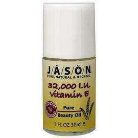Jason Natural纯天然有机维他命E精华油