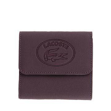 紫色牛皮钱包
