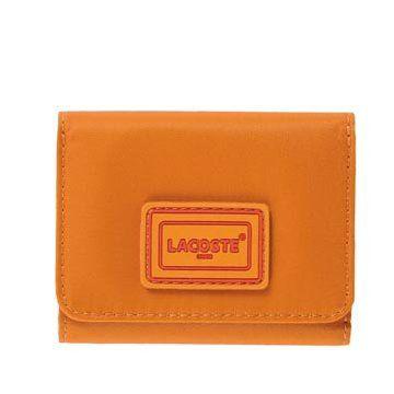 黄色帆布钱包