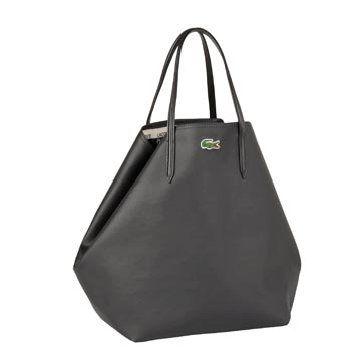 黑色帆布手提包