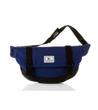 深蓝色腰包