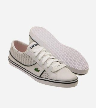 Avant Pique白色运动鞋