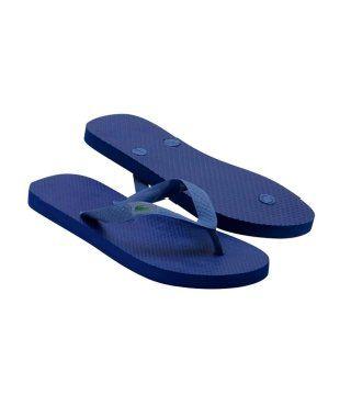 Barona蓝色拖鞋