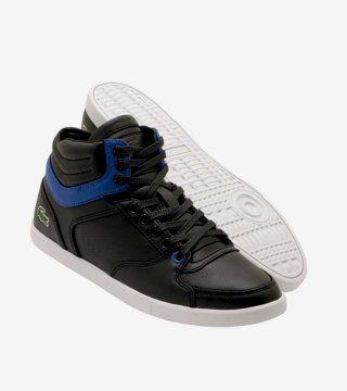Escudier黑色运动靴