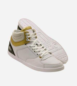 Escudier白色运动靴