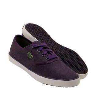 Gambetta深紫色运动鞋