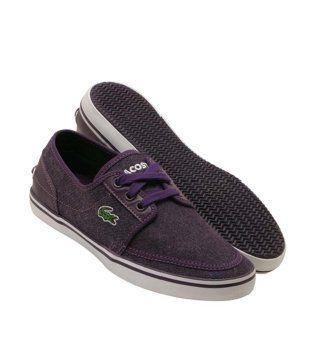 Haynt深紫色运动鞋