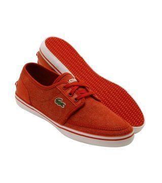 Haynt红色运动鞋