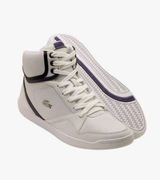 Nyota白色运动靴