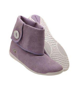 Wren藕荷色运动靴