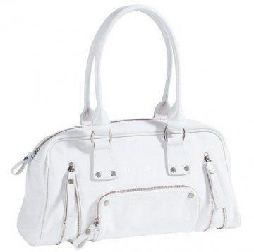 Rodéo白色小号手提包