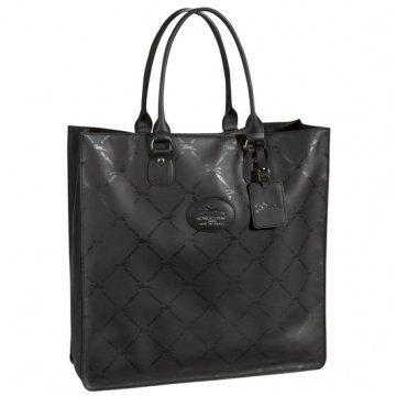 黑色系列购物包