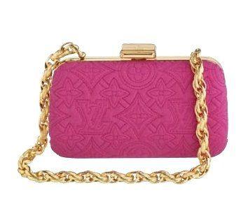 Minaudière箱型手包