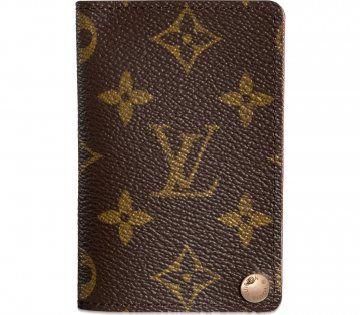 Monogram帆布系列信用卡夹
