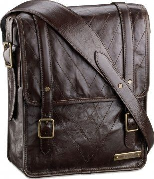 08春夏Soana Leather系列Trotteur肩背包