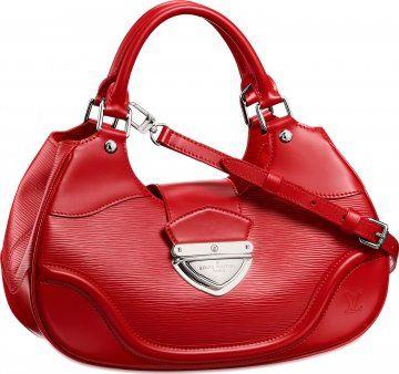 EPI皮革系列Montaigne Bag肩包