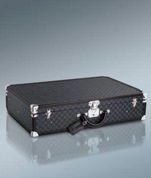 特别订制Damier Graphite Bisten 75旅行硬箱