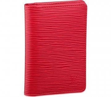 Epi皮革系列Pocket Organizer皮夹